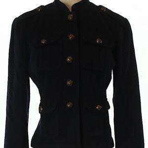 NWOT wool sailer jacket size 2